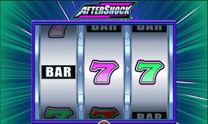 Aftershock online video slot