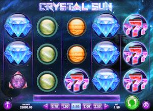 Chrystal Sun Online Slot