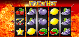 Fire'n'Hot online video slot