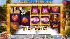 Magic of Pandora Online Slot