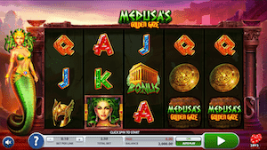 Medusas Golden Gaze Online Slot