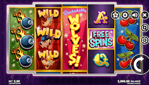 Rockabilly Wolves Online Slot