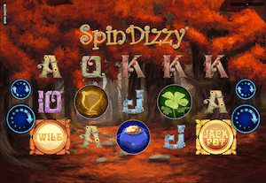 Spin Dizzy online slot casino game